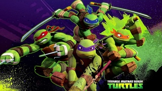 TMNT 2012 Theme Song 10 Hours Extended
