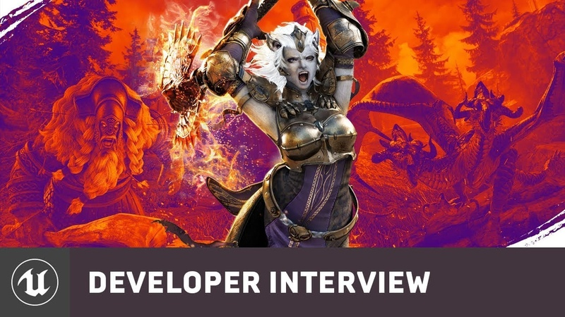Bless Unleashed by Bandai Namco Entertainment | E3 2019 Developer Interview | Unreal Engine