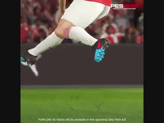 Check out @HectorBellerins new PUMA ONEs in PES19 - @PUMAfootball @officialpes NewLevels
