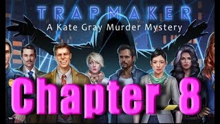 Adventure Escape Mysteries TRAPMAKER Chapter 8