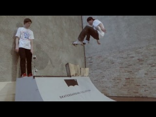 Levi's Skateboarding: Berlin Blowout
