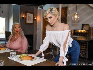 Brazzers - Stay Away From My Brother / Lena Paul & Skye Blue / NewPorn2020