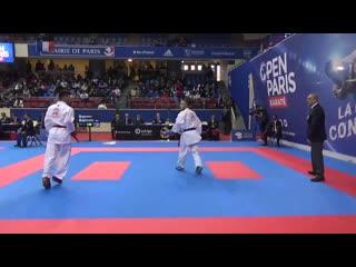What was it Karate, Open de Paris