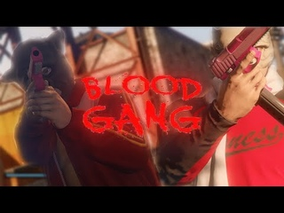 Blood's Street Gang / Grand Role Play / lead. Ocean Playa / Playa famq