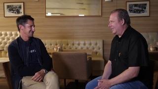 Интервью с Михаилом Свешниковым и Тони Линдквистом Новости Хоккея с мячом   BANDY 4Life