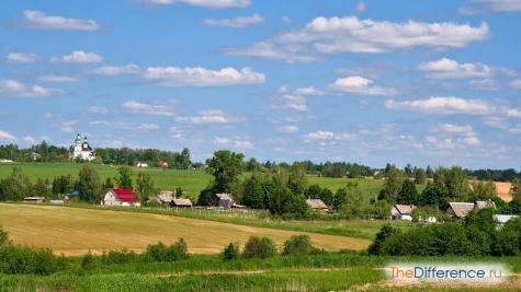 Разница между городским и сельским образом жизни Городской, деревенский Сколько раз в своей жизни мы слышали и сами произносили эти понятия, не особо задумываясь над их глубинным смыслом! Для