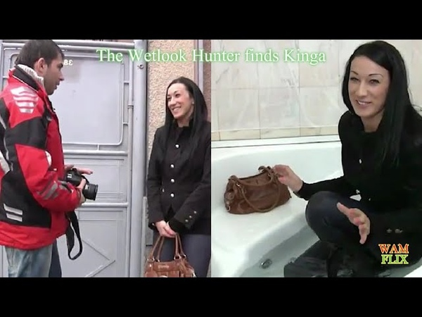 The Wetlook Hunter finds Kinga