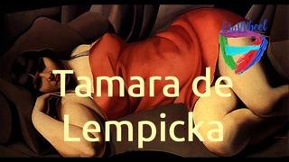 Tamara de Lempicka (1898-1980): Classical nude oil paintings
