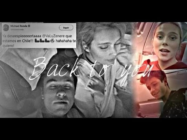 Back to you || Michaentina
