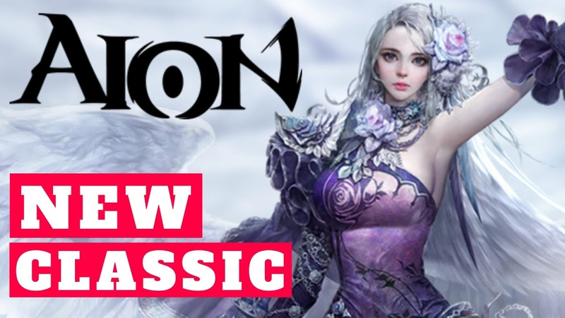 AION CLASSIC - News From Korea! What We Need Is Aion Classic EUNA Version! (Aion Online F2P MMORPG)