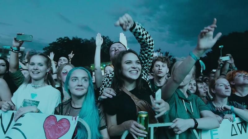 Enter Shikari Atlas Weekend Ukraine July 2018 Recap