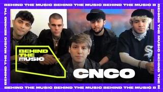 CNCO revela detalhes do seu novo projeto nesta entrevista com Any Gabrielly | Por Trás Da Música