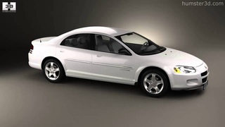 Dodge Stratus 2001 by 3D model store