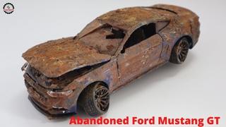 2015  Ford Mustang GT Model Abandoned Car restoration