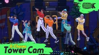 [K-Choreo Tower Cam 4K] Weeekly(위클리)직캠 'After School '(Weeekly Choreography) l @MusicBank KBS 210409