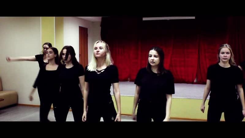 Танец Сердце бойца СПО Гранат