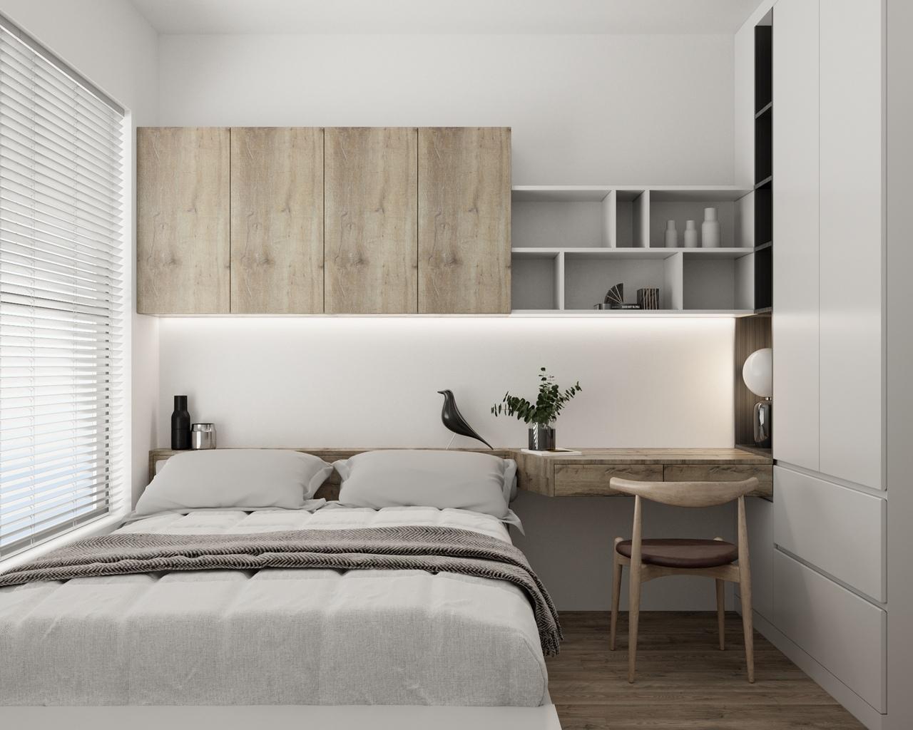 Великолепный дизайн — проект квартиры (70 м²)