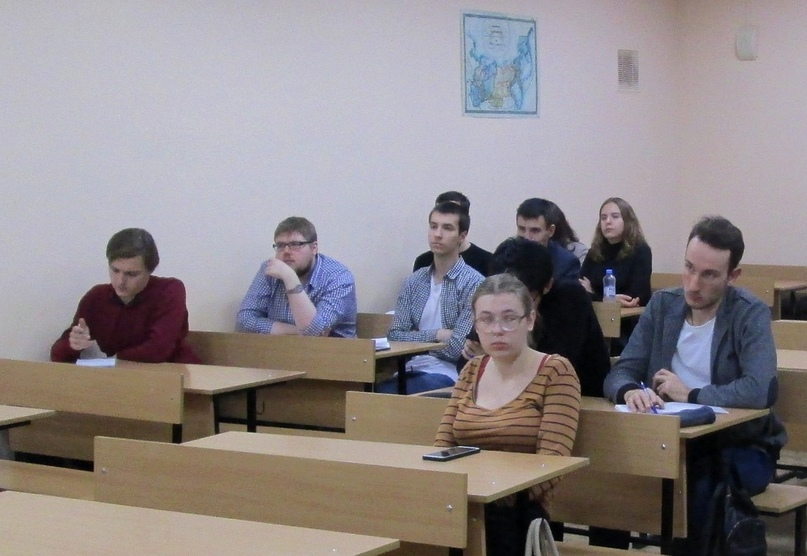 Профессор из Канады прочитал курс лекций на историческом факультете, изображение №3