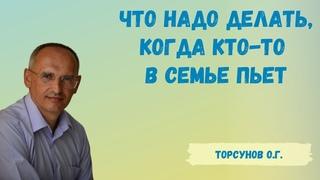 Торсунов О.Г.  Что надо делать, когда кто то в семье пьет