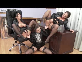 Sin Drive Tiffany Doll, Anissa Kate, Nikita Devine (1080p)