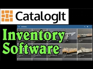 CatalogIt Firearms Inventory Software for Museums and Collectors