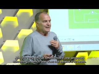 Full Marcelo Bielsa talking about tactics in Brazil 2017 (English Subtitles)