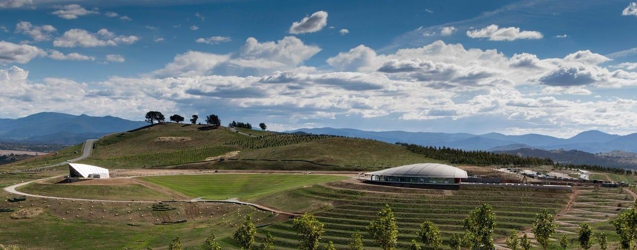 National Arboretum Canberra by Tonkin Zulaikha Greer Architects, Canberra, Australia