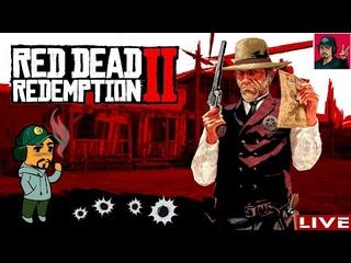 🔥 Red Dead Redemption 2 - Прохождение на Русском от ART.S #12