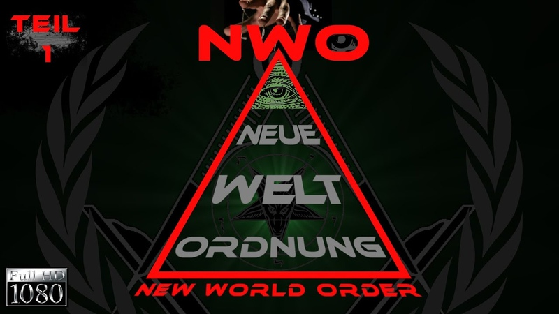 NWO [1] NEUE WELTORDNUNG Illuminaten System Freimaurer Symbole UN UNO EU Anti NWO New World Order