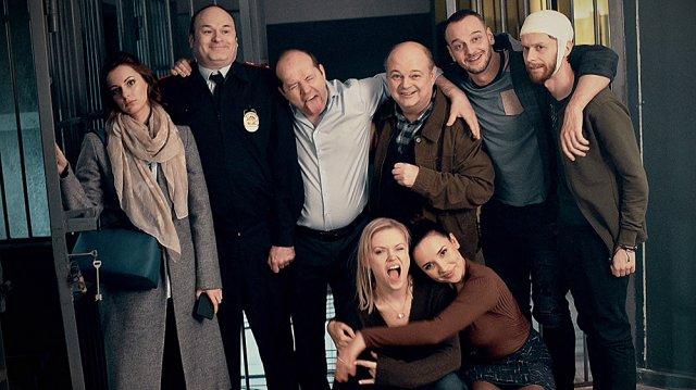 Мылодрама Эпизод 7 Старая банда