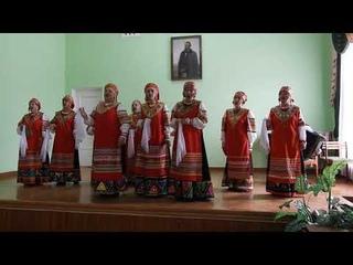 Ансамбль русской песни «Родные напевы» (Воронежская ОУНБ имени И.С. Никитина)