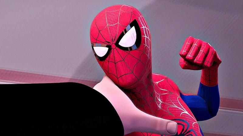 игрушки картинки человек паук через вселенные приспособлений