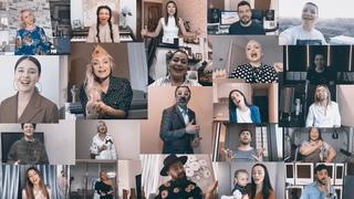 Звёзды шоу «Голос» - КАТЮША | К 75-летию Победы в Великой Отечественной войне!