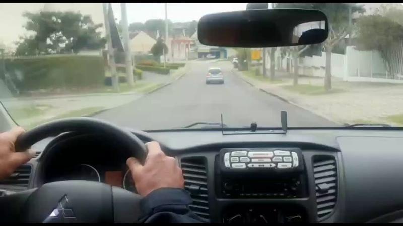 Motorista bêbado atropela e foge mas é perseguido e preso pela PRF em Curitiba PR