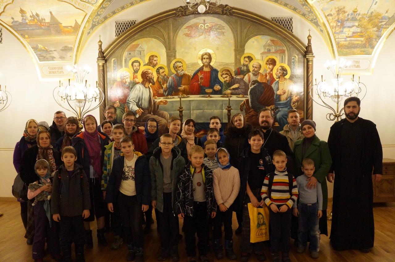 Экскурсия в Кафедральный соборный Храм Христа Спасителя