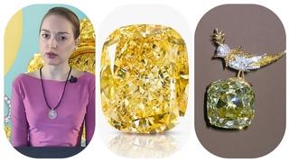 10 самых красивых камней жёлтого цвета. С праздником весны, дорогие женщины!
