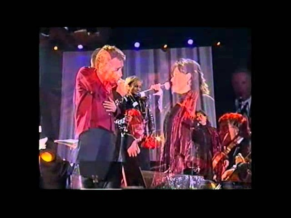 Quand on a que l'amour Maurane Patricia Kaas Curt Close Philippe