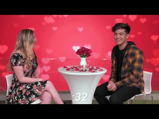 In real life speed date with a lucky fan! ¦ speed dating