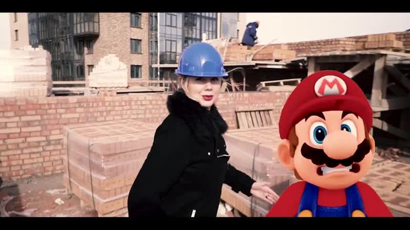 «GOROD» участвует в строительстве кирпичной стены одного из строящихся домов СК «АРБАН»
