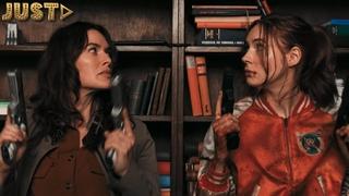 Пороховой коктейль – Русский трейлер (2021) | боевик, триллер, приключения