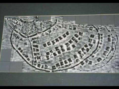 Под Новосибирском найден древний город