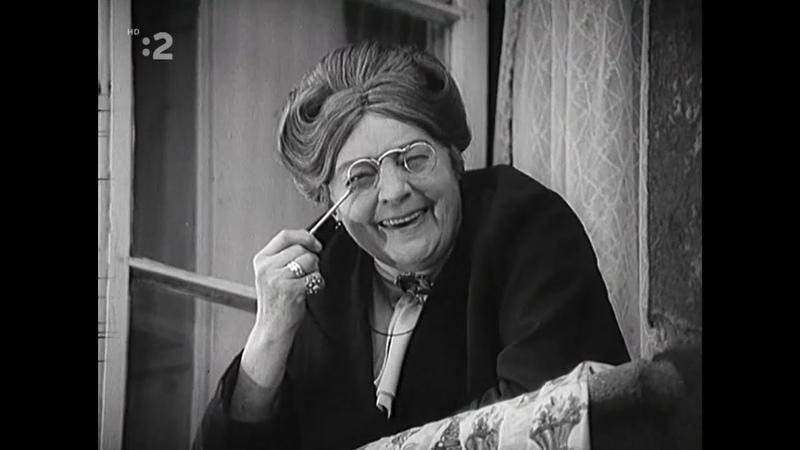 Pomsta starej dámy alebo na každého raz dôjde TV film 1968 SK