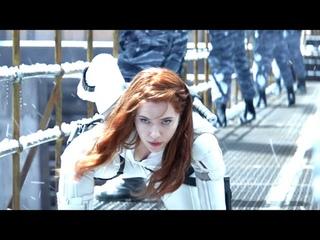 Black Widow Fight Scenes   Avengers, Captain America and Black Widow 2021