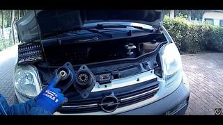 Замена подушки МКПП Опель Виваро 1.9 Как это сделать? Opel Vivaro Nissan Primastar Reno Trafic