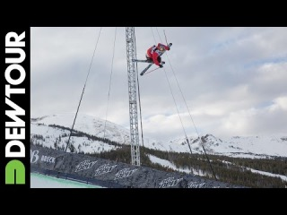 Men's Freeski Superpipe Final Highlights, 2014 Dew Tour Mountain Championships