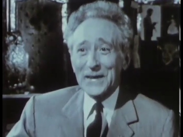 Jean Cocteau: Autobiography of an Unknown (Rare Documentary)