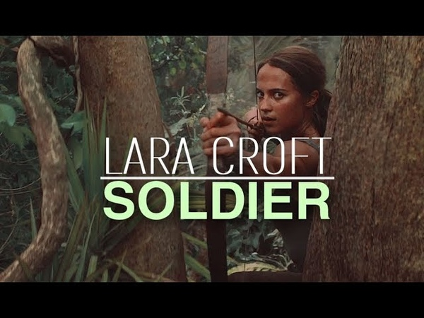 Lara Croft Soldier