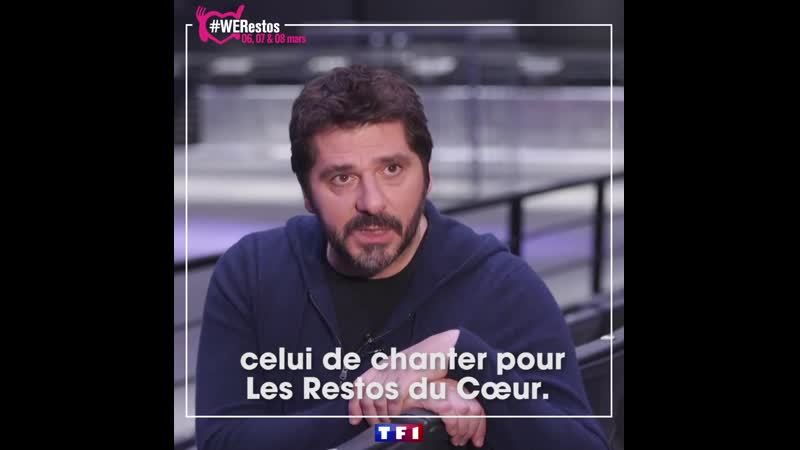 Patrick Fiori Paroles d` Enfoires 2020