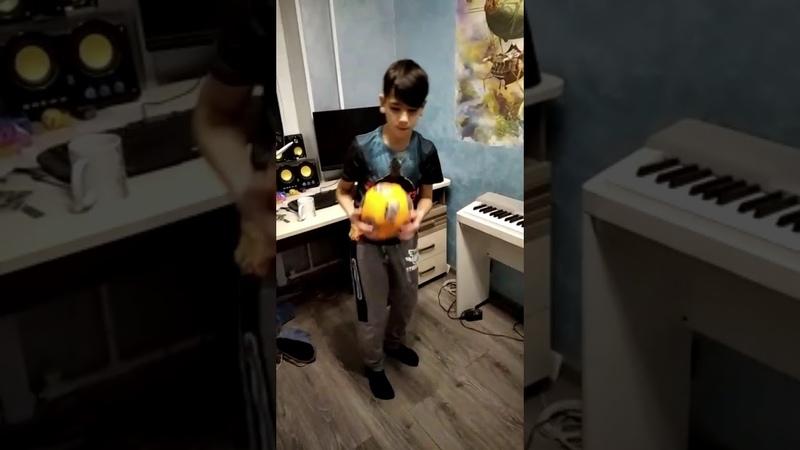 Футбол дома Дружинин Артем 6А