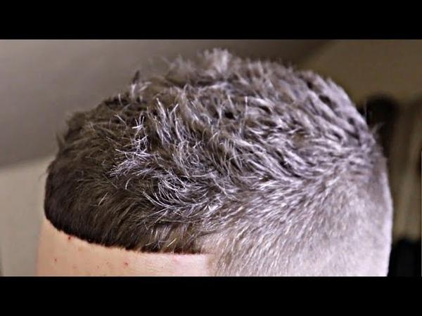 Transformation Man Bun To A Textured Crop Top Simple To Follow Steps Haircut Tutorial HD